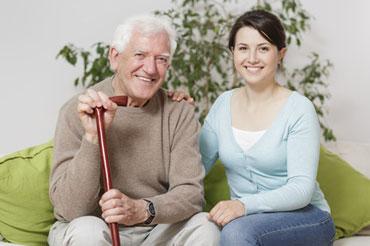 Verhinderungspflege in Frankfurt West - Phoenix Pflegedienst