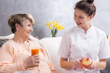 Ambulante Pflege (Grundpflege und Behandlungspflege) für Senioren in Frankfurt West